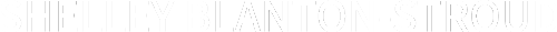 Shelley Blanton-Stroud Logo